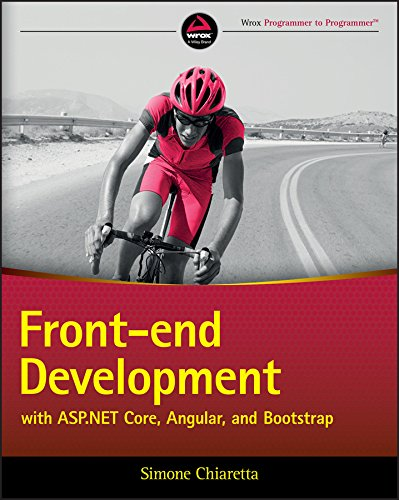 Front-end Development with ASP.NET Core, Angular, and Bootstrap por Simone Chiaretta
