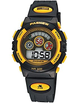 Kinder watch electronic outdoor sports running wasserdicht-G