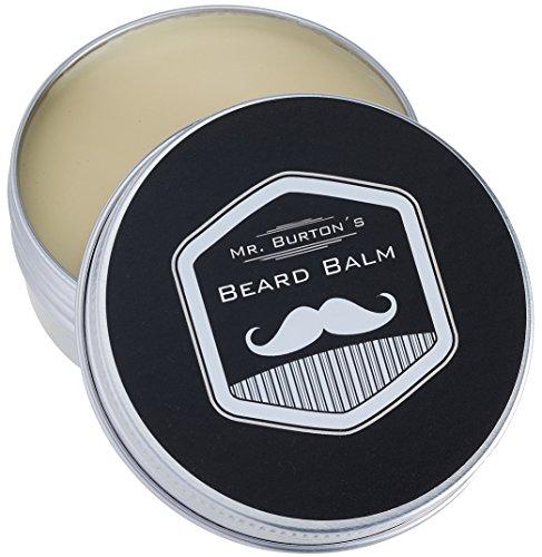 Mr. Burton´s Beard Balm, Bartbalsam für einen weichen Bart, mit Arganöl Abbildung 3