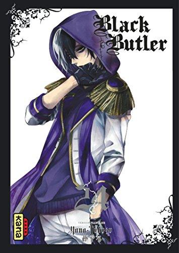 Black Butler (24) : Black Croupier