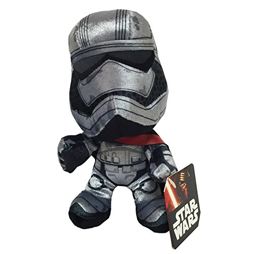 "DISNEY STAR WARS EPISODE 7 FORCE AWAKENS 8"" SOFT PLUSH TOY (CAPTAIN PHASMA)"