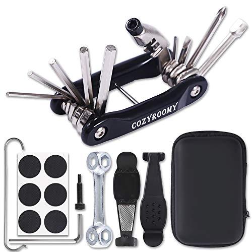 COZYROOMY Kit Reparación Herramientas Bicicleta