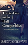 Thirty-Five and a Half Conspiracies: Rose Gardner Mystery #8 (English Edition)