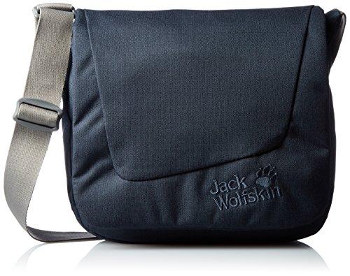Jack Wolfskin - Borsa a tracolla RoseberyJack Wolfskin - borsa a tracolla, per donna, Rosebery Blu - Night blue