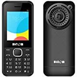 "Bloom DJ Phone With Digital Camera, 6.1cm (2.4"") QVGA Display, Dual Sim (GSM+GSM) Dual Standby, Memory Card Support, Bluetooth, Mp3 & Mp4 Player , LED Flash Light, Wireless Fm Radio, Video Recording And Playback, Gprs, 3.5 Mm Music Jack (Black)"