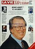 vie television la du 20 01 1996 jean lanzi il va bien henry de monfreid les boulingrin la vie devant moi roger et moi