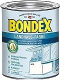 Bondex Landhaus-Farbe 0,75l weiss - 391299