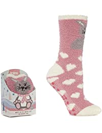 totes Ladies Novelty Cosy Sock