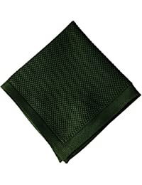 Avocado Green Knitted Pocket Square