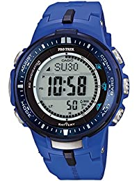 Casio PRW-3000-2BE - Reloj Digital Para Hombre, color LCD/Azul