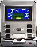 Recumbent Ergometer MAXXUS Bike 4.2R mit extra tiefem Einstieg. Trainingsprogramme, HRC-Programm, Smartphone-Tablet-Halterung, robuste Bauweise, Netz-Rückenlehne für optimalen Sitzkomfort und Belüftung des Rückens. Elektr. gesteuertes Magnetbremssystem. -