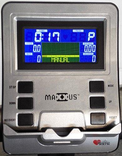 Recumbent Ergometer MAXXUS Bike 4.2R - 3