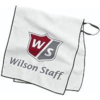 Wilson Staff 2019 Herren Tour Caddy Microfaser Dreifachgefaltetes Golfhandtuch