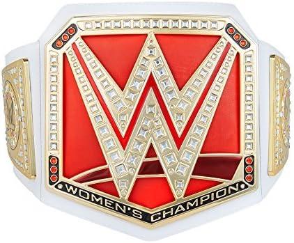 WWE BLANC FEMMES CHAMPION DU MONDE JOUET TITLE LUTTE CEINTURE - MATTEL | Pas Cher