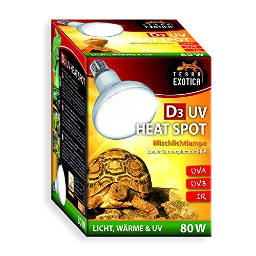 D3 UV Heat Spot 80 Watt