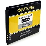 PATONA Batería EB535163LU | EB535163LA para Samsung Galaxy Grand Neo, i9060, Galaxy Grand, i9080, Galaxy Grand DuoS, i9082 [ Li-Ion, 2100mAh, 3.7 V ]