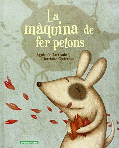 Portada del libro La màquina de fer petons (Catalan)