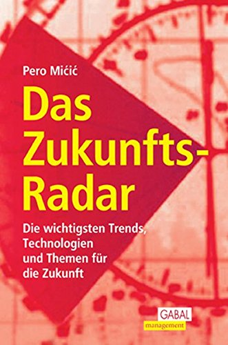 Das ZukunftsRadar. Die wichtigsten Trends, Technologien und Themen für die Zukunft