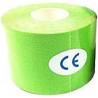 Demarkt Sport Tape Physio Tape Kinesiologie Tape elastische Klebeband Bandage für Physiotherapie Sport Freizeit... preisvergleich bei billige-tabletten.eu