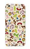 Phone Kandy® Garde de la peau et l'écran clair transparent Hard Shell Case pour iPhone Cartoon Coquille (iPhone 7 Plus (5.5 pouce), Toy Story)