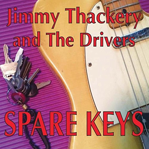 Jimmy Thackery & The Drivers - Spare Keys 51wualmhCjL._SS500
