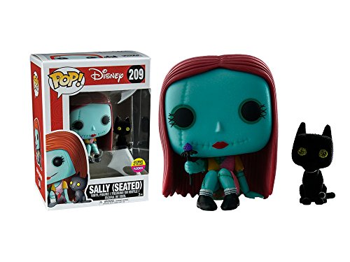 Foto de Figura POP! Vinyl Nightmare Before Christmas seated Sally with cat Limited