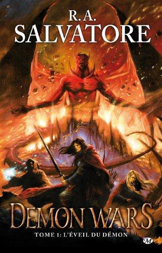 Demon Wars, Tome 1: L'Éveil du démon