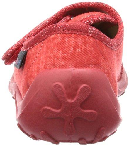Rohde Boogy 2146 Unisex-Kinder Hausschuhe Rot (kiss/Buss 41)