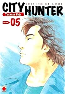 City Hunter - Nicky Larson Edition de luxe Tome 5