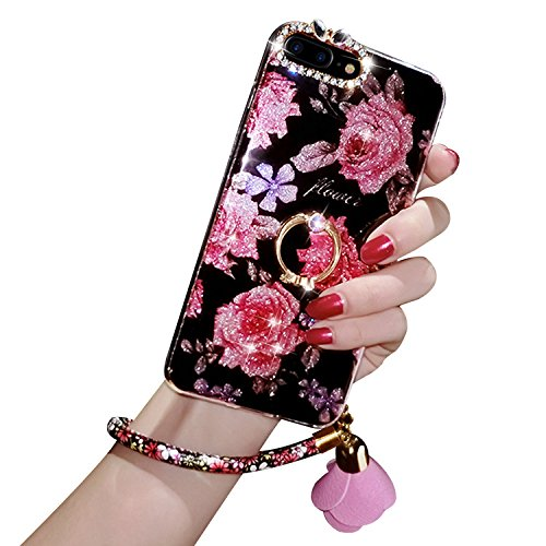 """iPhone 6 Plus 5.5"""" Étui Coque silicone?iPhone 6S Plus TPU Transparente Ultra-Fine Dessin TPU Slim Bumper pour iPhone 6 Plus Souple Housse de Protection Flexible Soft Case Cas Couverture,Vandot iPhone  Style 6"""
