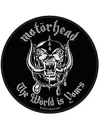 Motörhead–The wörld IS Yours [Patch/parche, tejida] [sp2553]