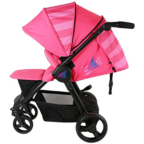 iSafe Sail Stroller (Pink)  iSafe