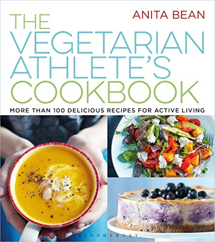 The Vegetarian Athlete's Cookbook: More Than 100 Delicious Recipes for Active Living (English Edition) - Drink Vegan Recovery