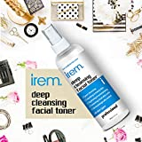Irem Deep Cleansing Facial Toner for all skin types - Pore minimizing, Soothing