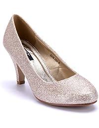 Auf Jumex FürPumps Gold SchuheSchuhe Suchergebnis QdCxtshr