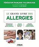 Le grand livre des allergies