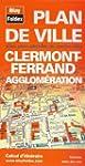 Plan de Clermont-Ferrand et de son ag...