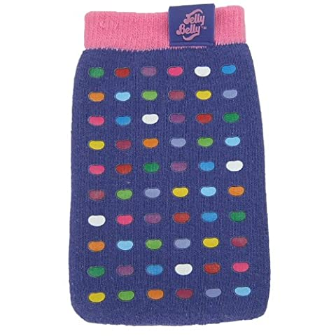 Jelly Belly Universal Mobile Phone Sock for iPhone, iPod, MP3 and Smartphone Devices - Grape
