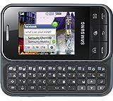 Samsung Ch@t 350 (C3500) Smartphone (6,1 cm (2,4 Zoll) Touchscreen, ausschiebbare QWERTZ-Tastatur, 2 Megapixel Kamera) silber