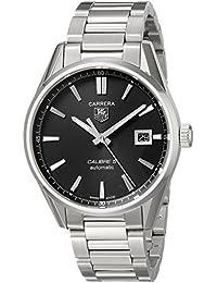 TAG Heuer Herren-Armbanduhr Analog Automatik Edelstahl WAR211A.BA0782
