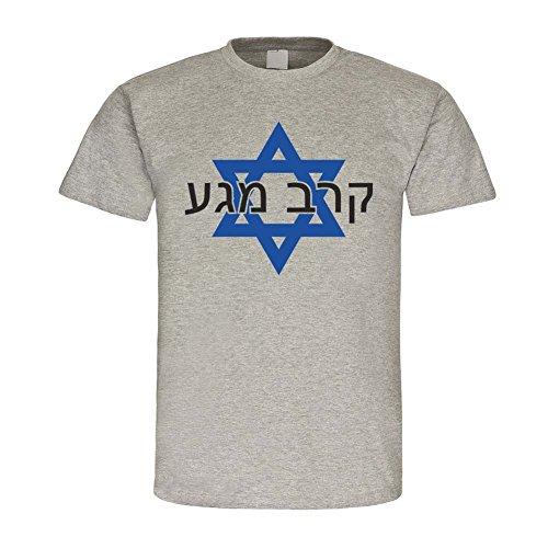 Copytec Krav Maga Kampfsport Kontaktkampf David Stern - T-Shirt #24120