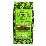 Radico Colour Me Organic Pflanzenhaarfarbe Weizen-Aschblond (bio, vegan, Naturkosmetik) WeizAsch