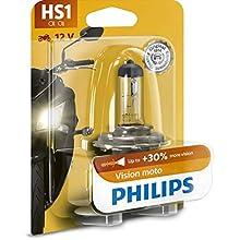 Philips Vision Moto HS1 12636BW Motorbike Headlight Bulb Single in Blister Pack