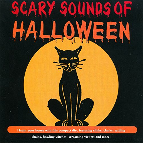 Scary Sounds of Halloween