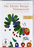 DVD Cover 'Die kleine Raupe Nimmersatt und vier weitere lustige Abenteuer (Softbox)
