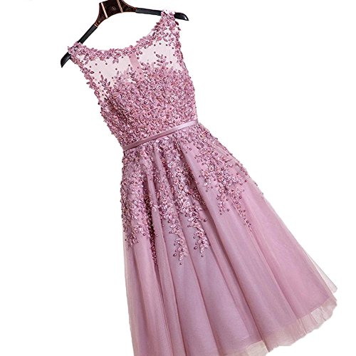 babyonline-womens-midi-pink-pearl-lace-evening-dresses-for-homecoming-party8