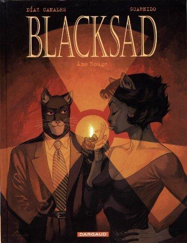Blacksad, Tome 3 : Ame rouge by Juan Díaz Canales (2005-11-18)