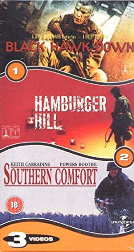 Preisvergleich Produktbild Black Hawk Down / Hamburger Hill / Southern Comfort [UK IMPORT]