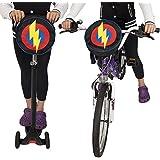 Scooter Bolsa por Scooterearz - para los niños en bicicleta o scooters en el diseño de superhéroe