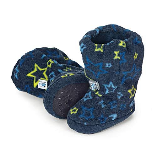 Sterntaler Jungen Baby-Schuh Stiefel, Blau (Marine 300), 18 EU